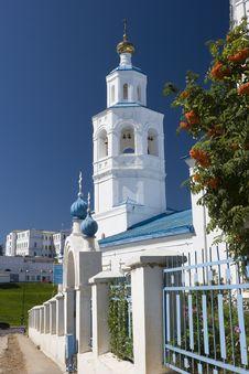 Free Orthodoxy Church Kazan Royalty Free Stock Photos - 4827188