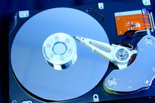 Free Hard Disk Drive Details Stock Images - 4828054