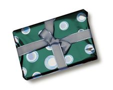 Free Green Coloured Gift Stock Photography - 4828372