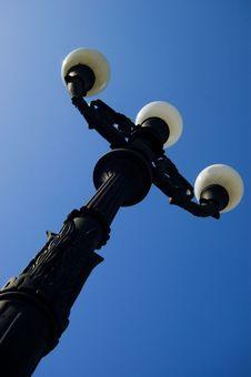 Free Street Lamp Stock Image - 4829421