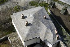Free Roof Royalty Free Stock Image - 4829946