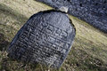 Free The Jewish Tomb Stone Royalty Free Stock Images - 4831039