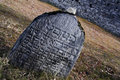 Free The Old Tomb Stone Royalty Free Stock Image - 4831226