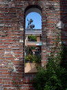 Free Window In Brick Wall Royalty Free Stock Photography - 4835197