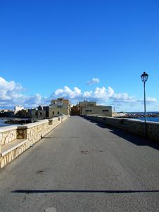 Trapani S City Stock Photo