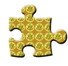 Free Completing The Puzzle Stock Photography - 4830672