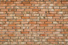 Free Brick Wall Stock Photos - 4830733