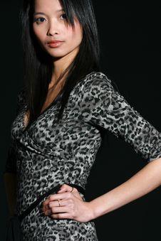 Free Beautiful Asian Woman Royalty Free Stock Image - 4832406