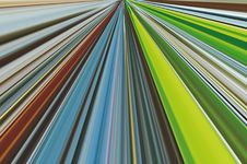 Free Abstract Linear Color Background. Royalty Free Stock Photography - 4832727