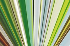 Free Abstract Linear Color Background. Stock Images - 4832884