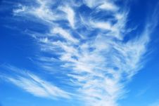 Free White Clouds Stock Images - 4833004