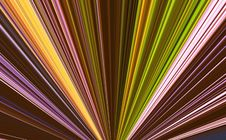 Free Abstract Linear Color Background. Stock Photography - 4833252