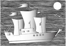 A Ship Stock Photos
