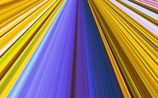 Free Abstract Linear Color Background. Royalty Free Stock Images - 4833349