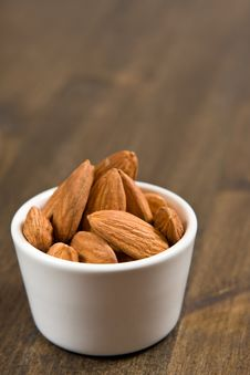 Free Almonds Stock Photography - 4833692