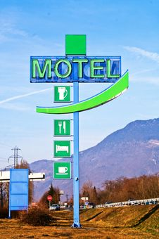 Free Motel Royalty Free Stock Photos - 4834628