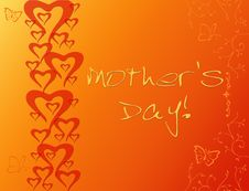 Free Mother S Day! Royalty Free Stock Image - 4835206