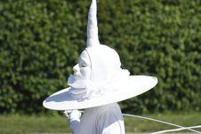 Free Masked Woman Royalty Free Stock Photo - 4835975