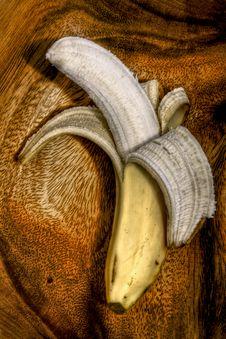 Free Banana Royalty Free Stock Photography - 4836147