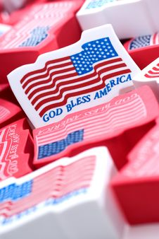 Free God Bless America Stock Images - 4836454