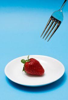 Free Strawberry. Stock Photos - 4837243