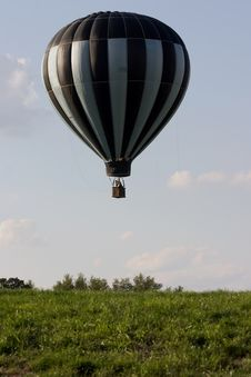Free Hot Air Balloon Royalty Free Stock Images - 4837379