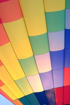 Free Colorful Hot Air Balloon Royalty Free Stock Photo - 4837465