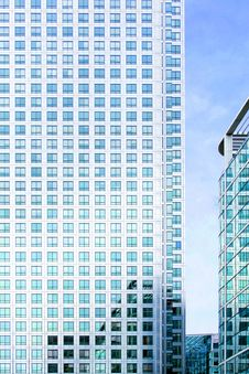 Free Skyscrapers Royalty Free Stock Image - 4837586