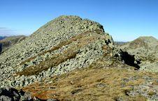 Free Carpathian Mountains Detritus Stock Photos - 4837653