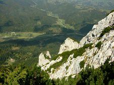 Free Steep In Carpathian Mountains Stock Photo - 4837670