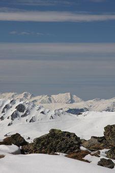 Free Mountains Royalty Free Stock Photos - 4839248