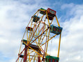 Free Panoramic Sky-wheel Royalty Free Stock Images - 4846459