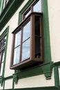 Free Old Kibitz Window Stock Image - 4848111