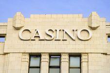 Free Casino Stock Image - 4840191