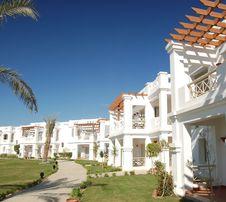 Free Egyption Resort Stock Photo - 4840280