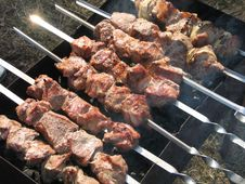 Free Barbecue Royalty Free Stock Photography - 4840547
