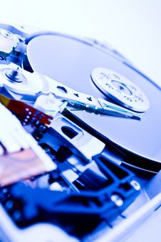 Free Hard Disk Royalty Free Stock Images - 4841779