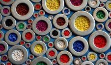 Free Color Circle Royalty Free Stock Image - 4841956