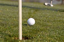 Free Golfing Stock Photos - 4841973