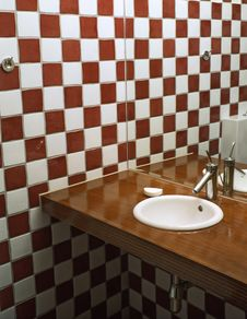 Free Bathroom Stock Photography - 4842142