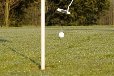 Free Golfing Stock Images - 4842214