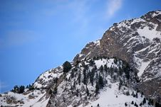 Free Moutain Peaks At Pyrenees Stock Photo - 4842490