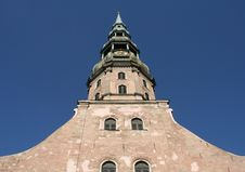 Free Saint Peter Church Royalty Free Stock Image - 4842666