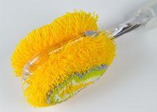 Free Colorful Brush Royalty Free Stock Image - 4843036