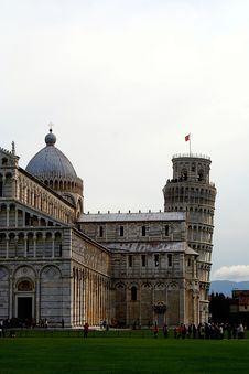 Free Pisa Courtyard Royalty Free Stock Images - 4843059
