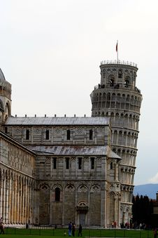 Free Pisa Courtyard Stock Images - 4843124