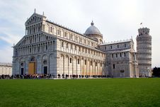 Free Pisa Courtyard Royalty Free Stock Photos - 4843268