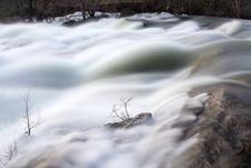 Free Waterfall Royalty Free Stock Image - 4843276