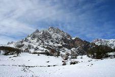 Free Winter Landscape Royalty Free Stock Photos - 4843948