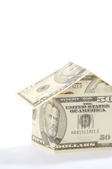 Free Money House Stock Photos - 4844103